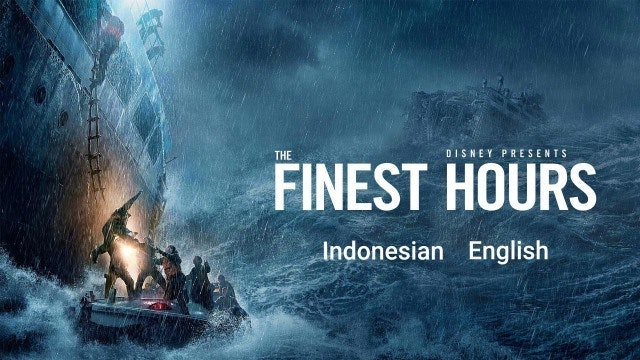 Disney, Whitaker Entertainment, Red Hawk Entertainment The Finest Hours 1