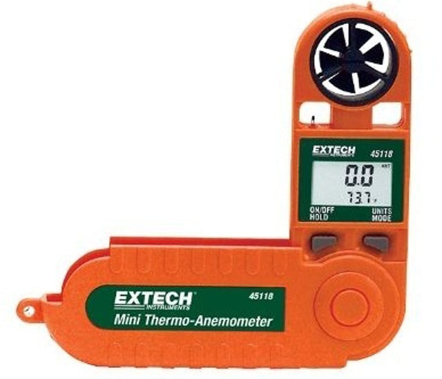 Extech Mini Thermo-Anemometer 1