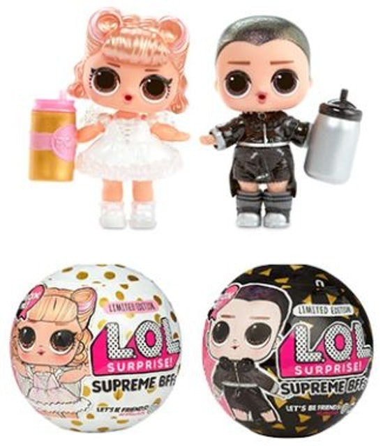 MGA Entertainment L.O.L. Surprise Supreme BFFs Limited Edition 2 Pack 1