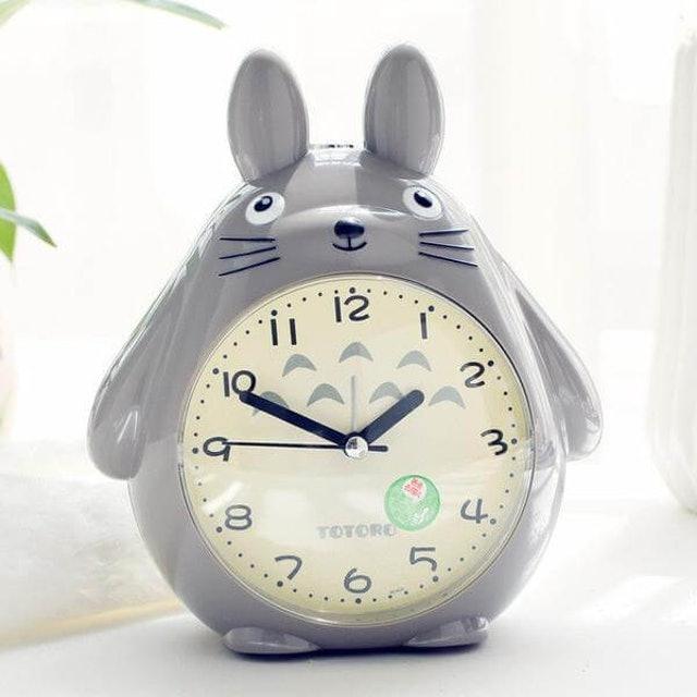 Totoro Quartz Table Clock 1