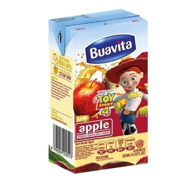 Unilever  Buavita Mini Apple  1