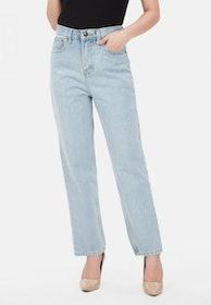 10 Merk Boyfriend Jeans Terbaik untuk Wanita (Terbaru Tahun 2021) 3