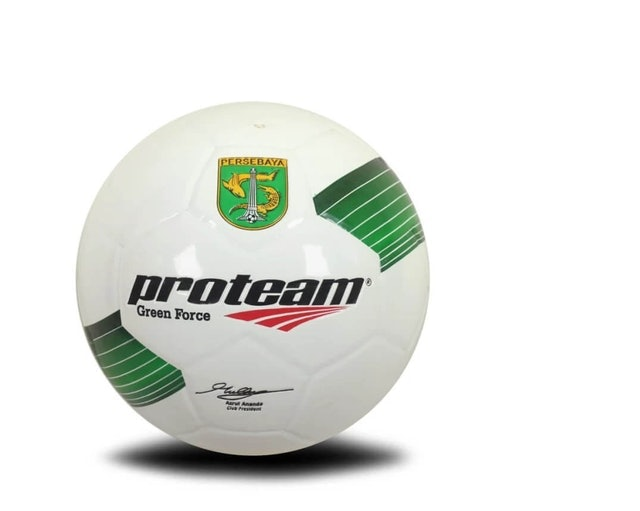 Proteam Bola Sepak Green Force – Size 3 1