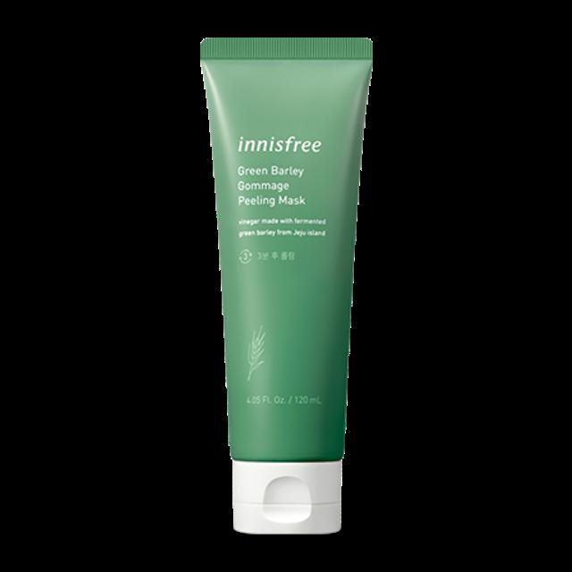 Innisfree Green Barley Gommage Peeling Mask  1