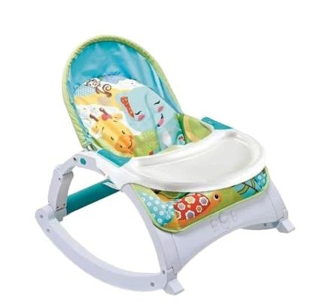 Right Starts Bouncer Newborn to Toddler Rocker 1