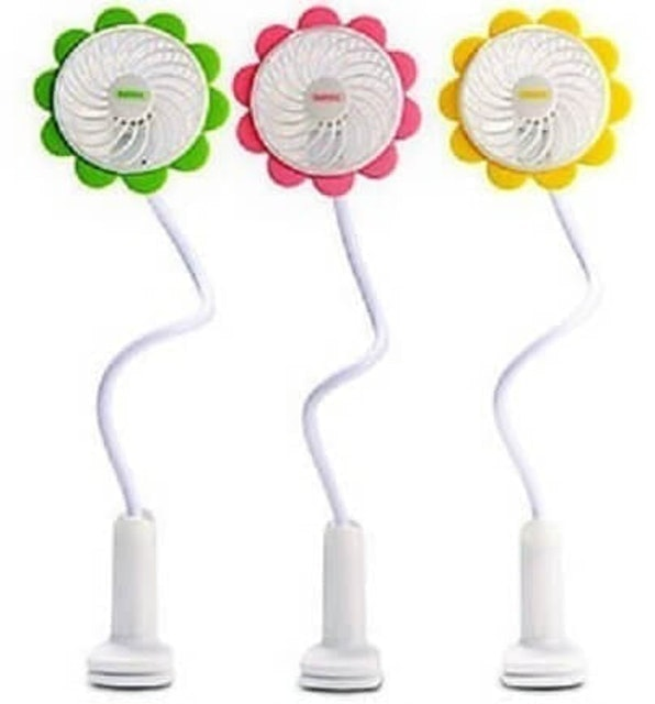 REMAX Sunflower Clip Fan  1