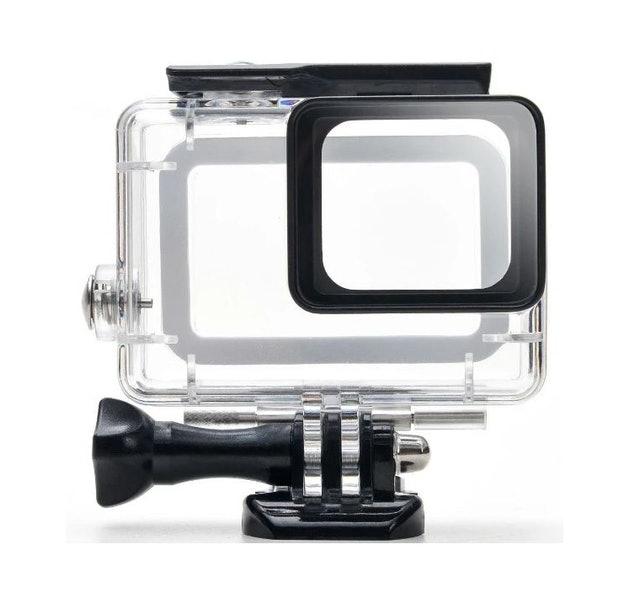 Telesin Waterproof Case for GoPro Hero 5, Hero 6, Hero 7 Cameras 1