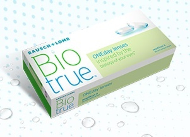 Bausch + Lomb Biotrue ONEday Contact Lenses 1