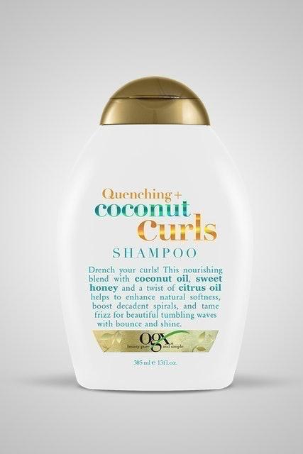 OGX Coconut Curls Shampo 1