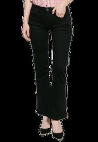 10 Merk Celana Jeans Hitam Terbaik untuk Wanita (Terbaru Tahun 2021) 5