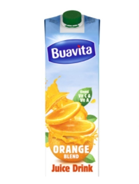 Unilever  Buavita Orange 1000 ml  1