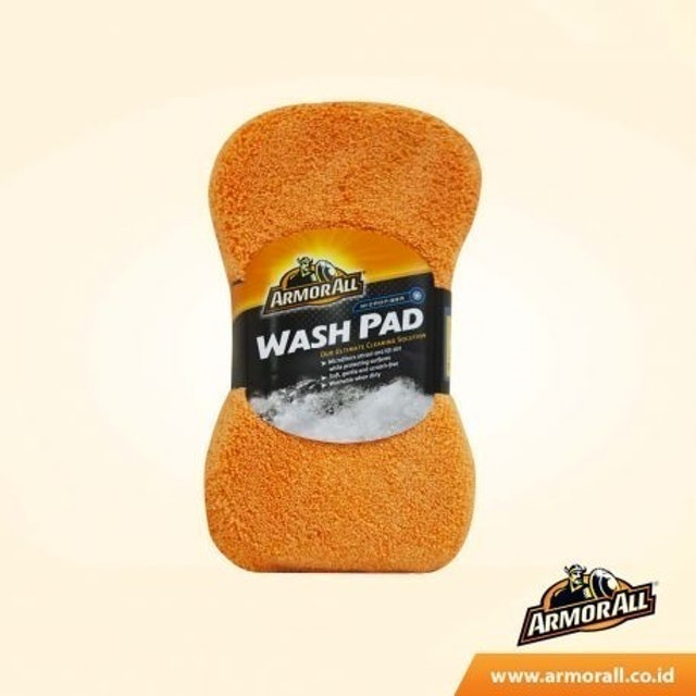 Armor All Microfiber Wash Pad 1