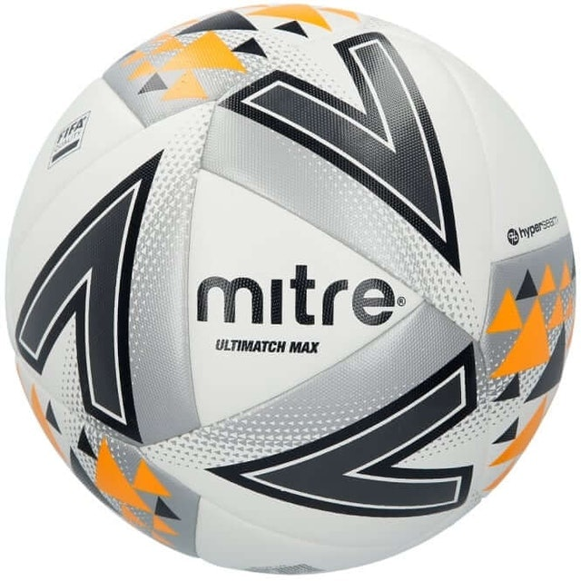 Mitre Ultimatch Max Football 1