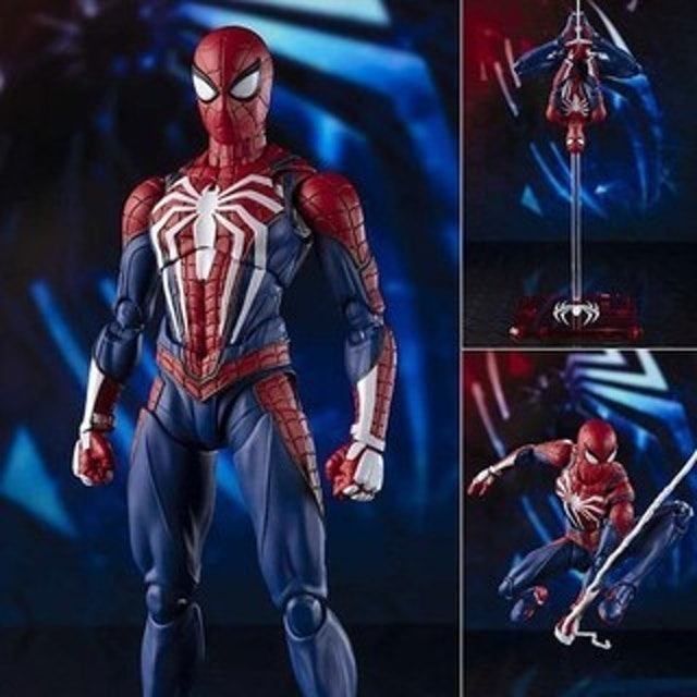 S.H.Figuarts Spider-Man Advance Suit (Marvel's Spider-Man) 1