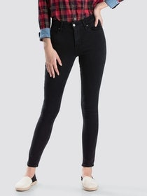 10 Merk Celana Jeans Hitam Terbaik untuk Wanita (Terbaru Tahun 2021) 3