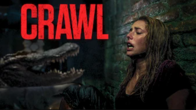 Raimi Productions, Fire Axe Pictures Crawl 1