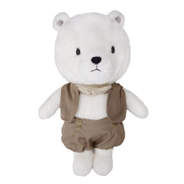 Teddy and Friends Bear 1