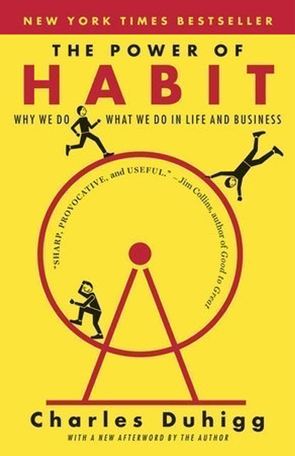 Charles Duhigg The Power of Habit: Why We Do What We Do In Life and Business 1