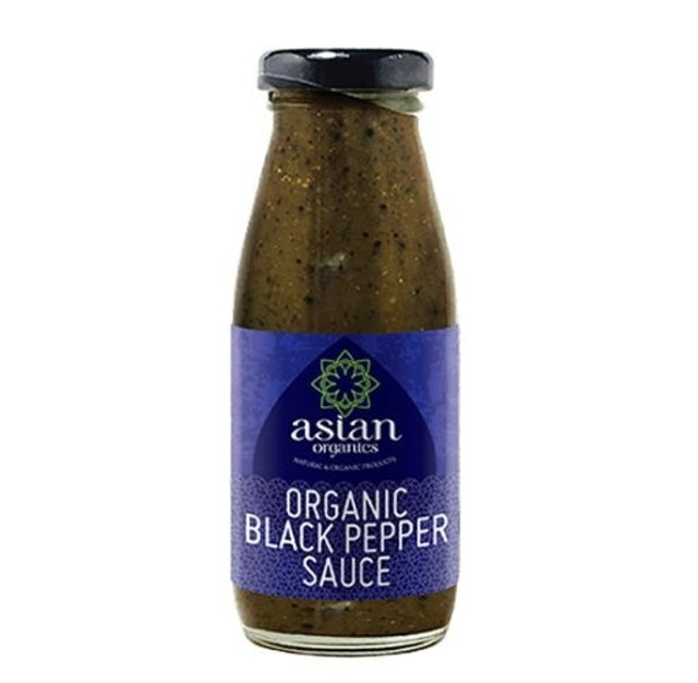 Asian Organics Organic Black Pepper Sauce 1