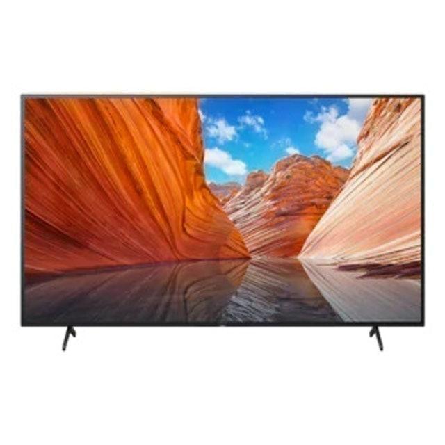 Sony X80J Ultra HD 4K High Dynamic Range (HDR) Smart TV (Google TV) 1