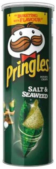 Kellogg's Pringles Salt & Seaweed 1