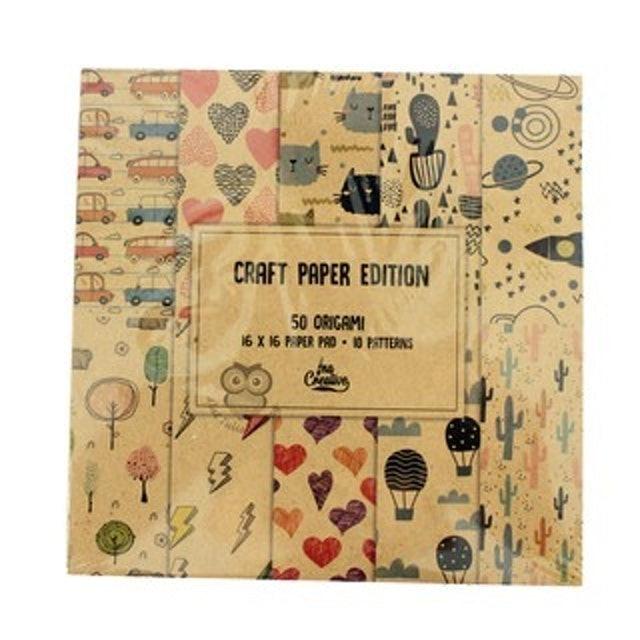 Ina Creative Craft Paper Edition 1