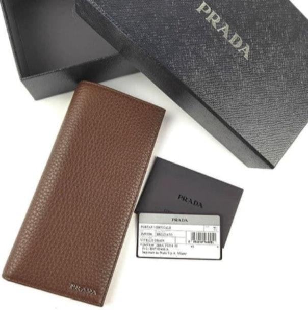 Prada Vertical Wallet 1