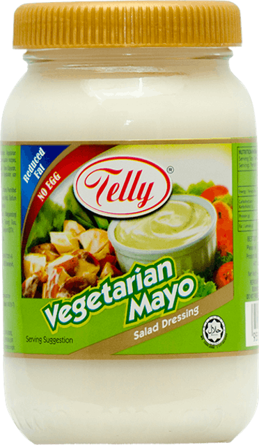 Telly Salad Dressing Vegetarian Mayo 1