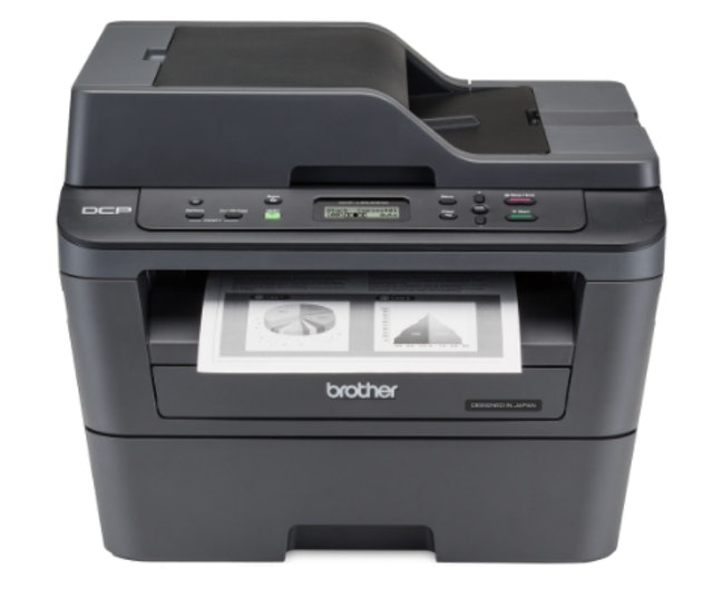 Brother DCP-L2540DW Laser Printer 1