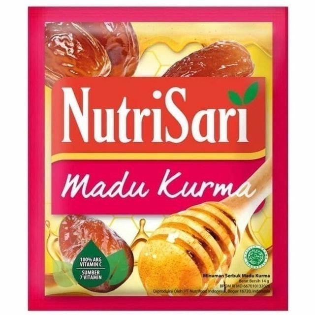 Nutrifood Indonesia NutriSari Madu Kurma 1