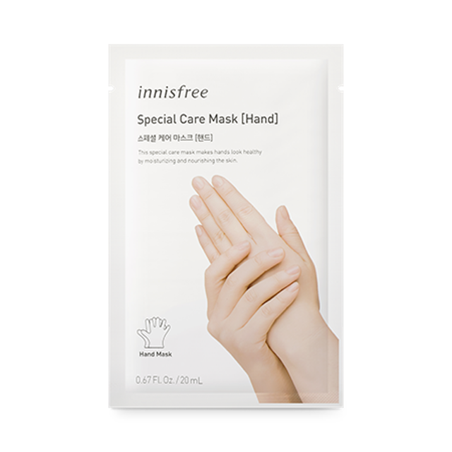 Innisfree Special Care Mask [Hand] 1