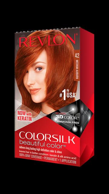 Revlon ColorSilk Bautiful Color Hair Color 1