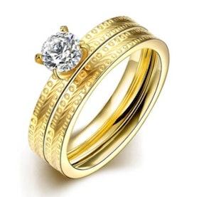 10 Rekomendasi Couple Ring Terbaik (Terbaru Tahun 2021) 3