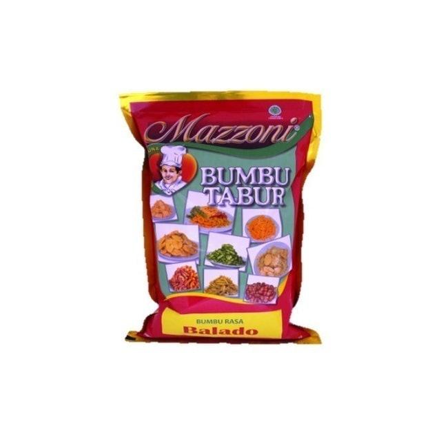 Mazzoni Bumbu Tabur Rasa Balado 1