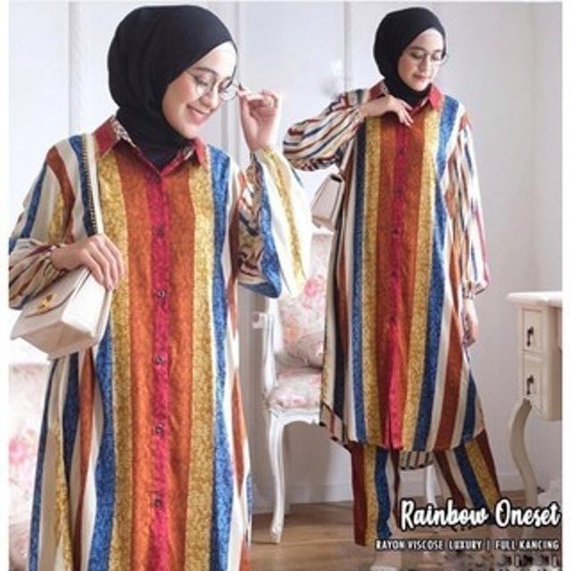 Rainbow Oneset 1