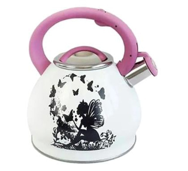 Suggo Butterfly Whistling Kettle  1