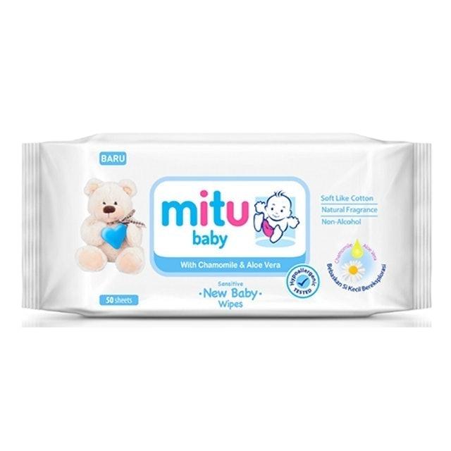 Godrej Mitu Baby Sensitive Wipes 1