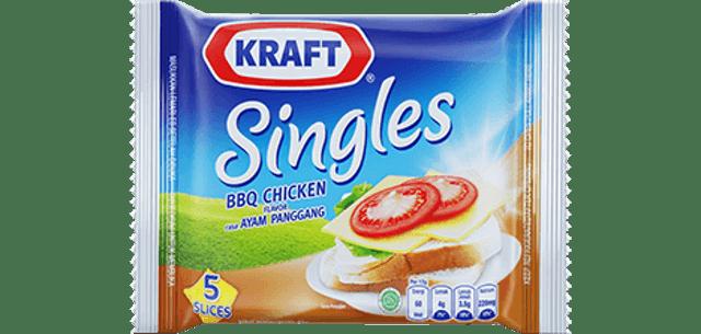 KRAFT Singles BBQ 1