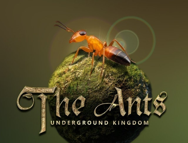 Star Union The Ants: Underground Kingdom 1