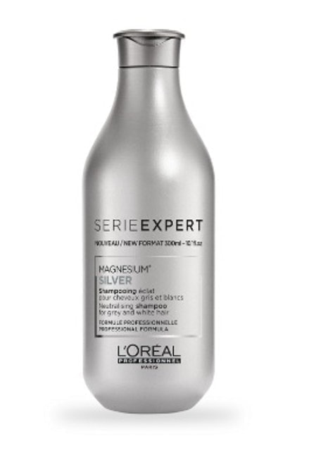 L'oreal Paris Serie Expert Silver Shampoo 1