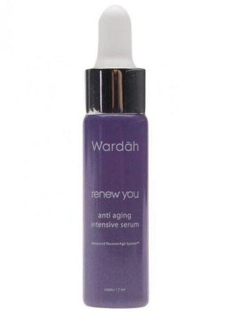 Wardah  Renew You Anti Aging Intensive Serum 1