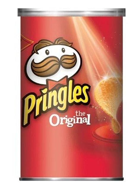Kellogg's Pringles Grab & Go The Original 1