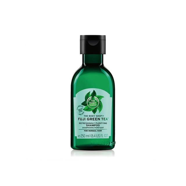 The Body Shop Fuji Green Tea Refreshingly Purifying Shampoo 2