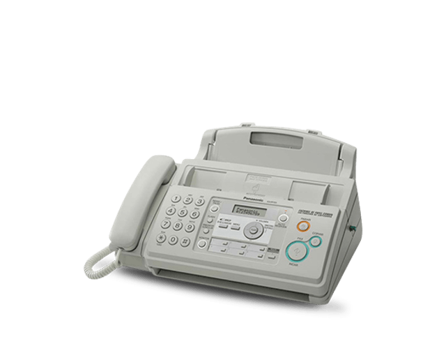 Panasonic KX-FP701 Compact Plain Paper Fax with Copier 1