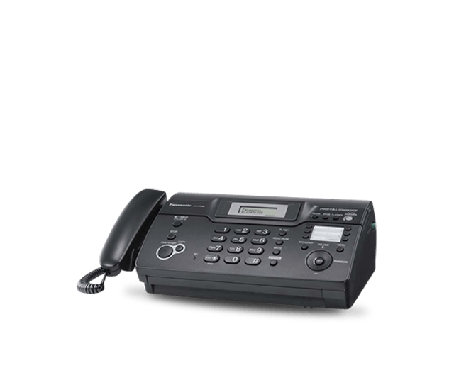Panasonic KX-FT987 Fax Machine with Fully Digital Answering System 1