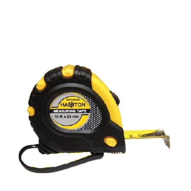 Hasston Roll Meter Hitam - Kuning 1