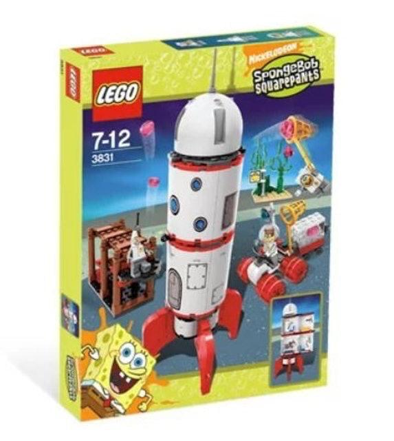 LEGO SpongeBob SquarePants Rocket Ride 1
