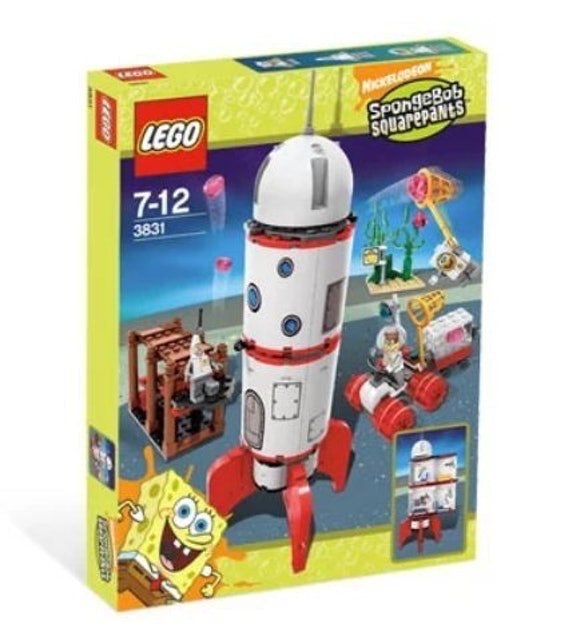 LEGO SpongeBob SquarePants Rocket Ride 1