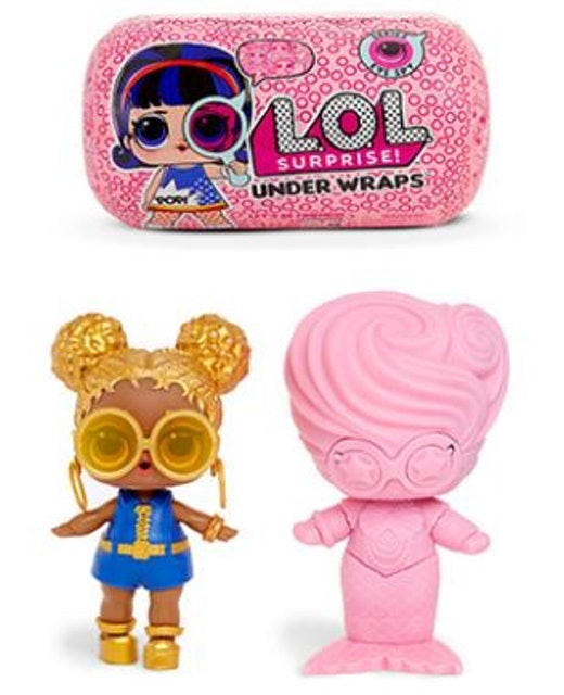 MGA Entertainment L.O.L. Surprise Series Eye Spy Under Wraps Tots Wave 1 - Napping 1