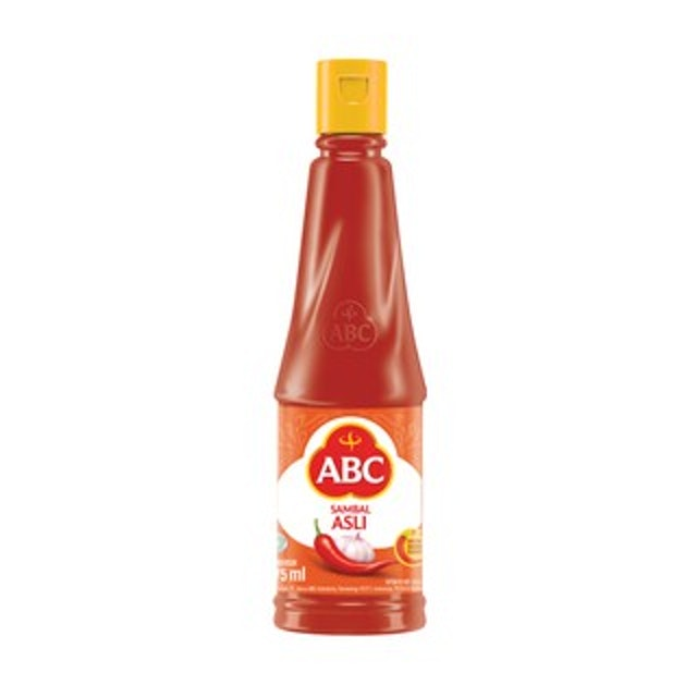 Heinz ABC  ABC Sambal Asli 1